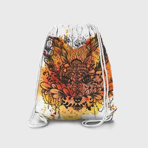 Рюкзак «Огненная лиса»
