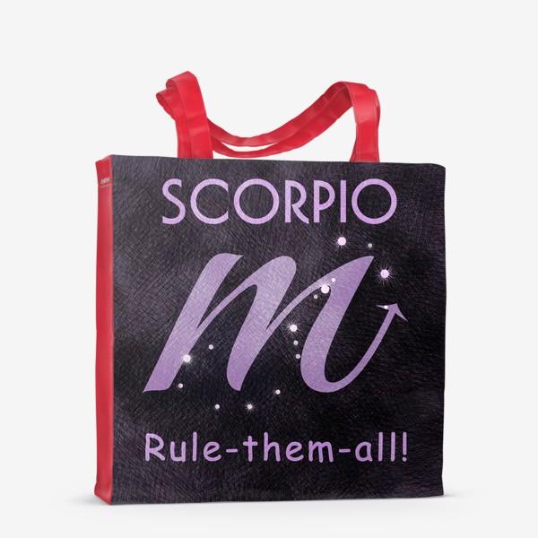 Сумка-шоппер «Scorpio»