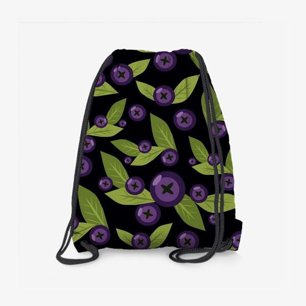 Рюкзак «Черничное настроение»