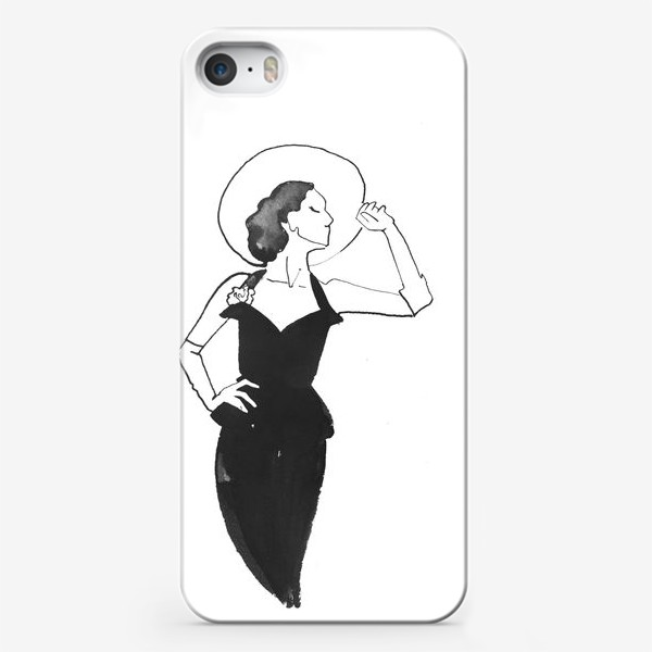 Чехол iPhone «Унесенная ветром»