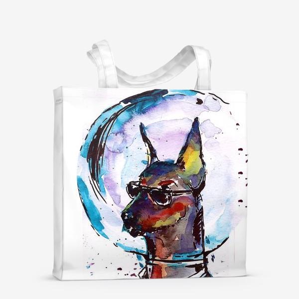 Сумка-шоппер «Собака»