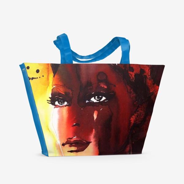 Пляжная сумка «Африка»