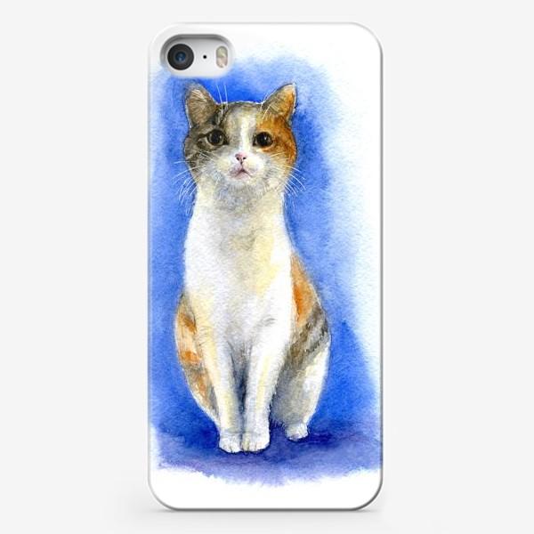 Чехол iPhone «Статуэтка»