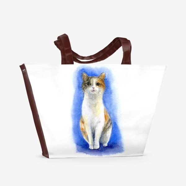 Пляжная сумка «Статуэтка»