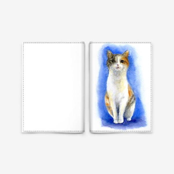 Обложка для паспорта «Статуэтка»