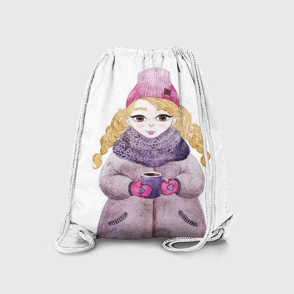 Рюкзак «Девочка»