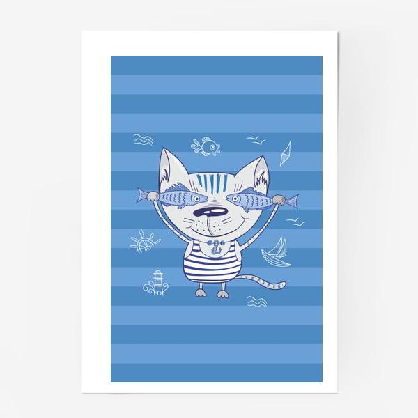 Открытки на 23 февраля морякам кот моряк, антона днем рождения