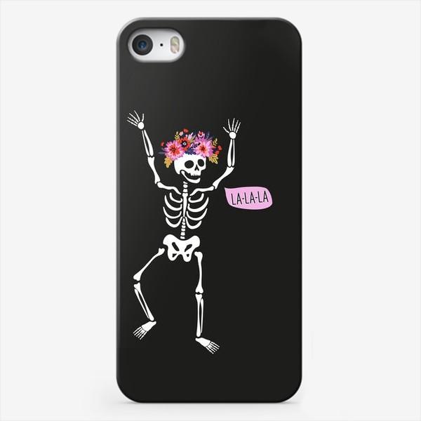 Чехол iPhone «Веселый Роджер»