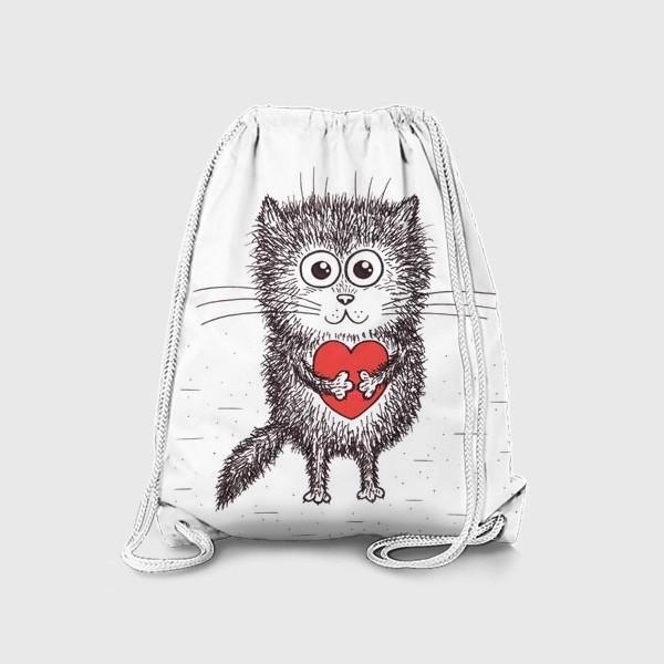 Рюкзак «Котенок»