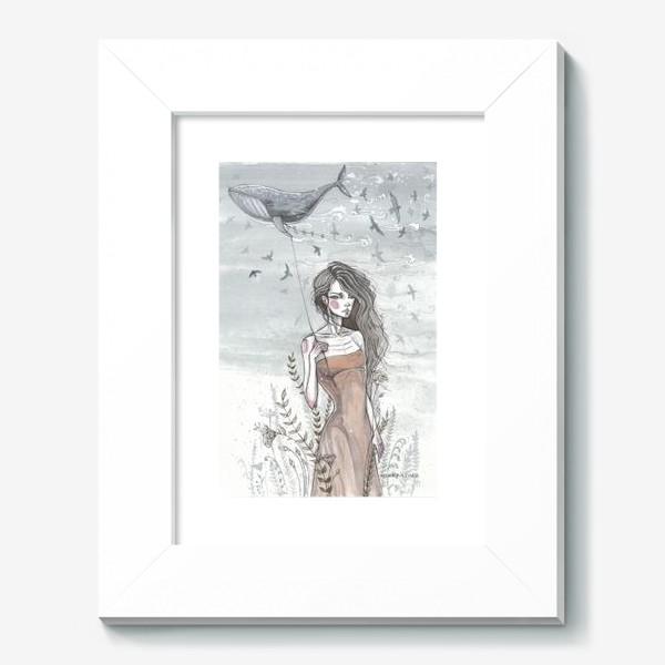Картина «Кит»