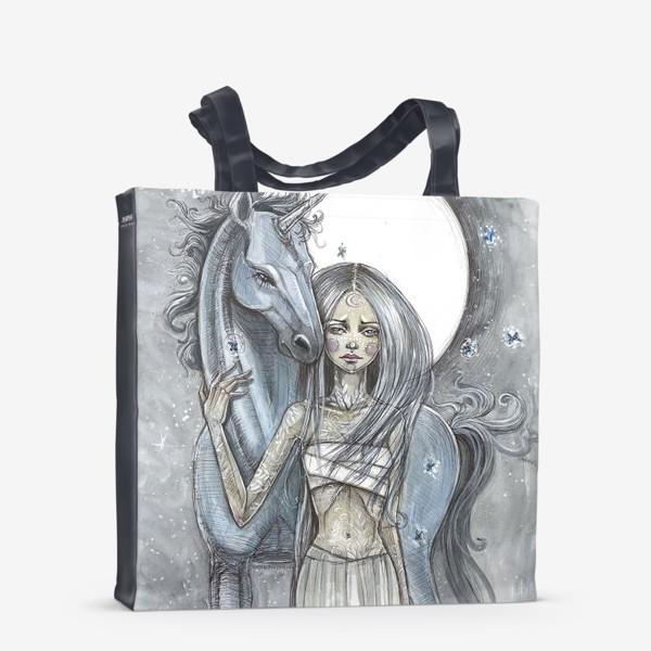 Сумка-шоппер «Единорог»
