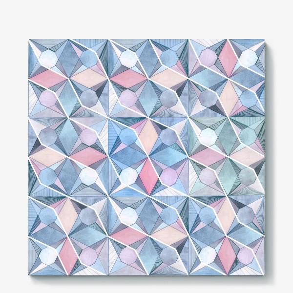 Холст «Geometry»
