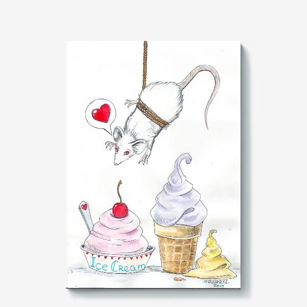 Холст «Cakes»