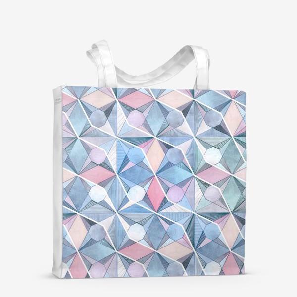 Сумка-шоппер «Geometry»
