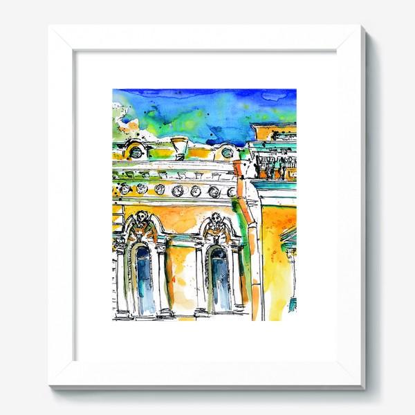 Картина «Петербург фасады»