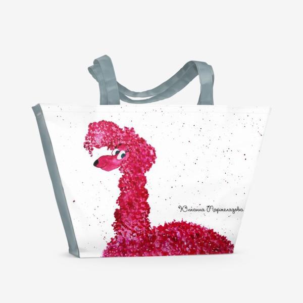 Пляжная сумка «Альпака»