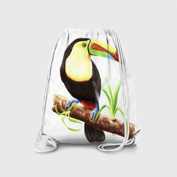 Рюкзак «Птица тукан»