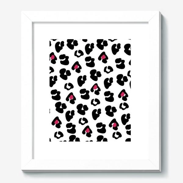 Картина «Абстрактный леопард»