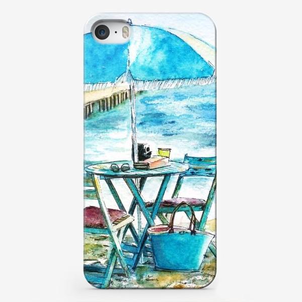 Чехол iPhone «У моря»
