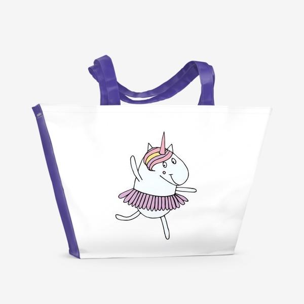 Пляжная сумка «Unicorn-1»