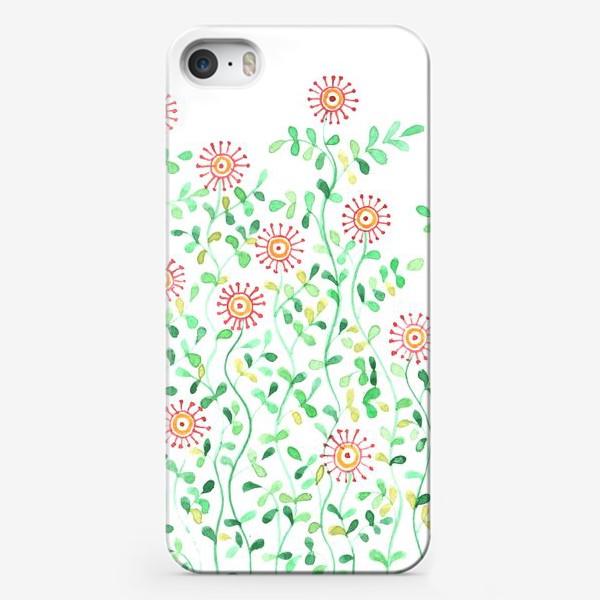 Чехол iPhone «Летнее настроение»