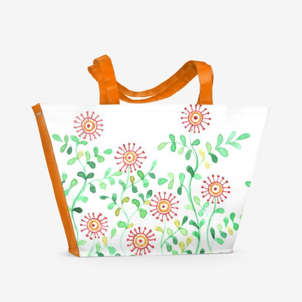 Пляжная сумка «Летнее настроение»