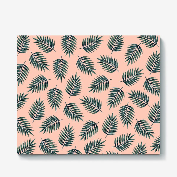 Холст «Листья пальмы/Palms»