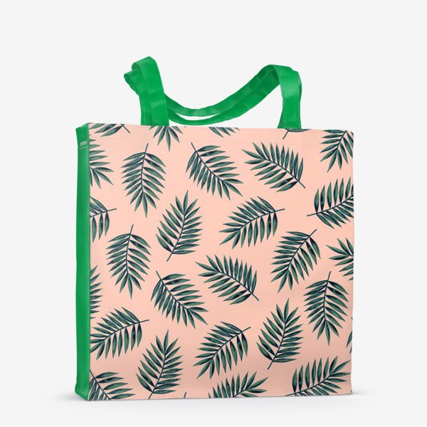 Сумка-шоппер «Листья пальмы/Palms»