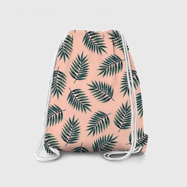 Рюкзак «Листья пальмы/Palms»