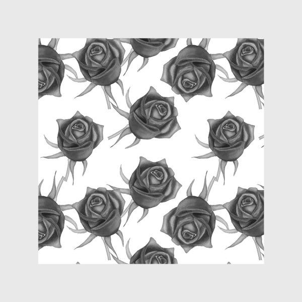 Скатерть «Акварельные розы»
