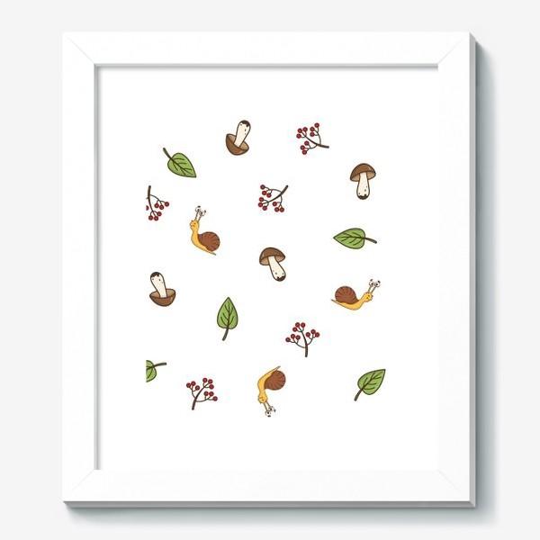 Картина «Весёлая осень»