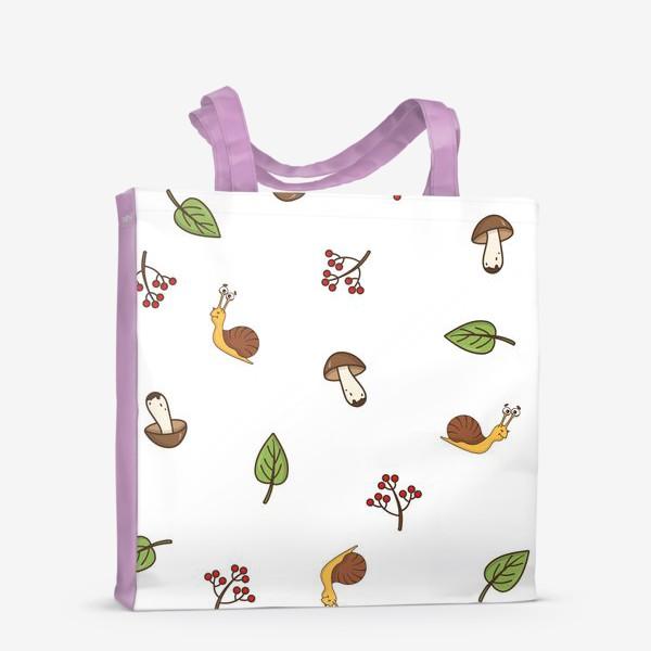 Сумка-шоппер «Весёлая осень»