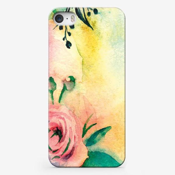 Чехол iPhone «Нежность»