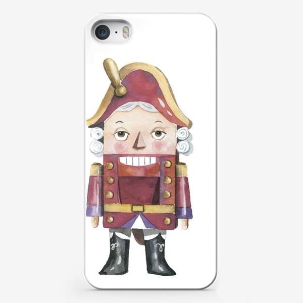 Чехол iPhone «Щелкунчик»