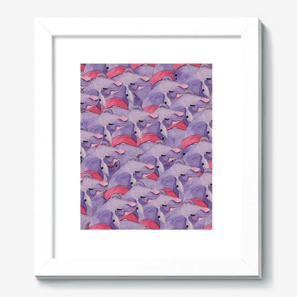 Картина «sheep pattern»