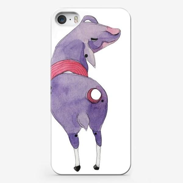 Чехол iPhone «одинокая овца»