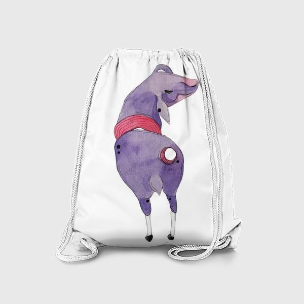 Рюкзак «одинокая овца»