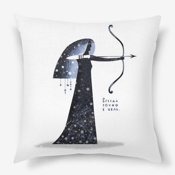 Подушка «Зодиак. Стрелец.»