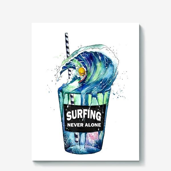 Холст «surf»