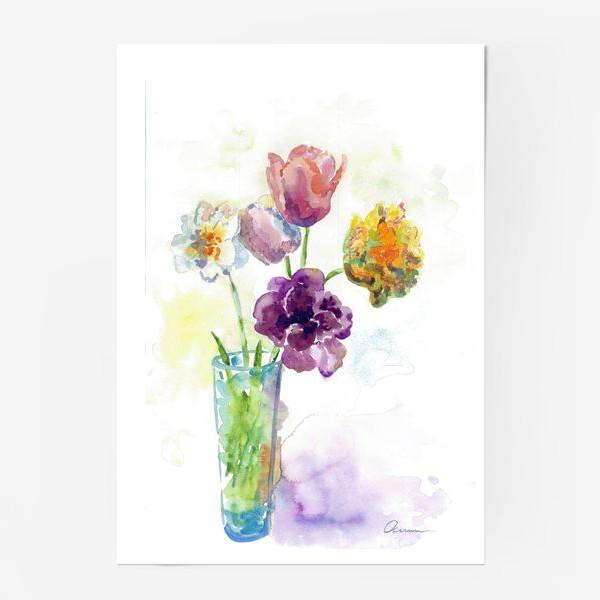 Постер «Майские цветы»