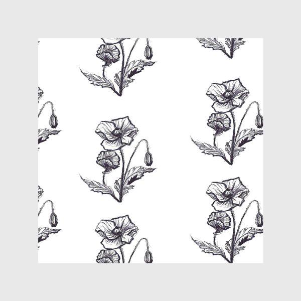 Скатерть «мак. текстиль»