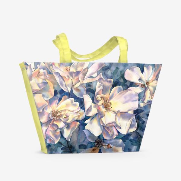 Пляжная сумка «Summer Rose»