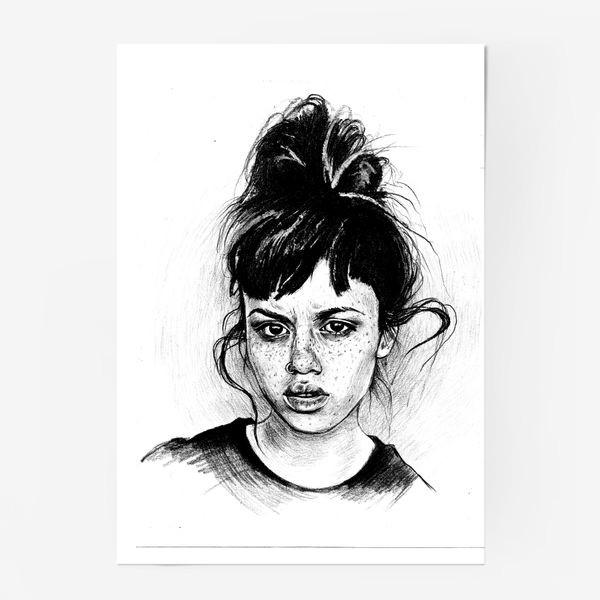 Постер «Bad girl »