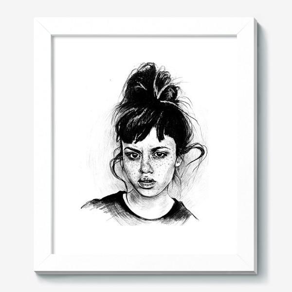 Картина «Bad girl »