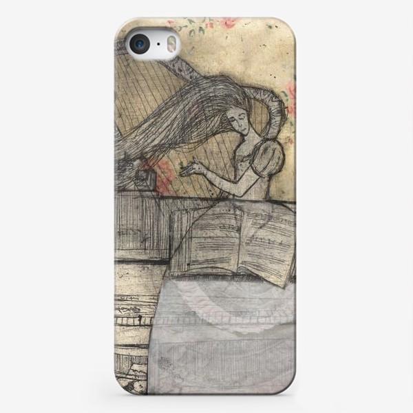 Чехол iPhone «Конец начальной поры»