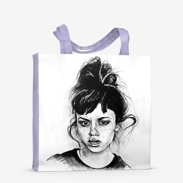 Сумка-шоппер «Bad girl »