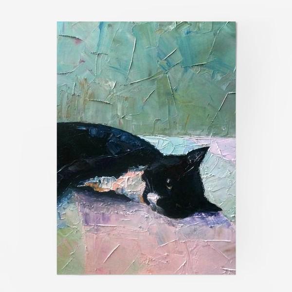 Постер «Кот Азазелло»