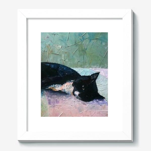 Картина «Кот Азазелло»