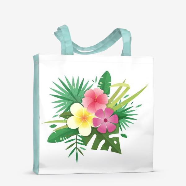 Сумка-шоппер «tropical»