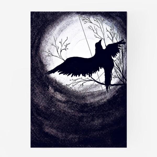 Постер «Ворон. Ночь»